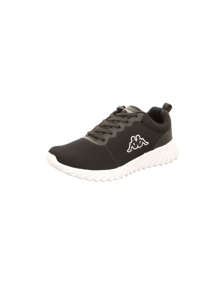 Kappa Sneakers, schwarz