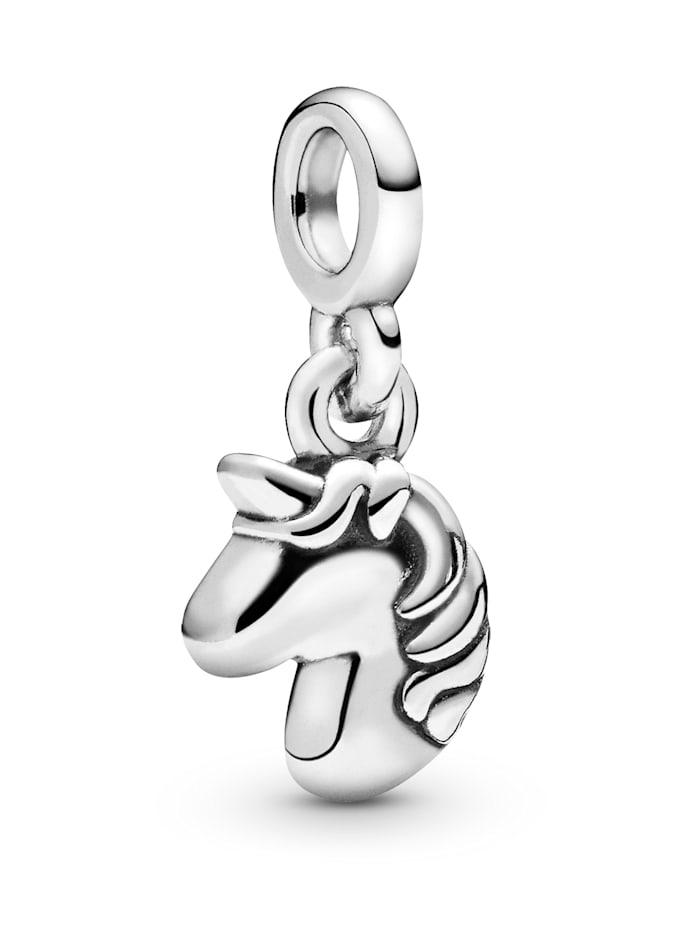 Pandora Charm-Mein magisches Einhorn- Pandora ME 798360, Silberfarben