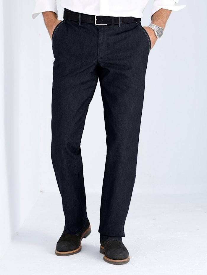 BABISTA Coolmax jeans Perfect voor warme zomerdagen: nooit meer last van transpireren, Donkerblauw