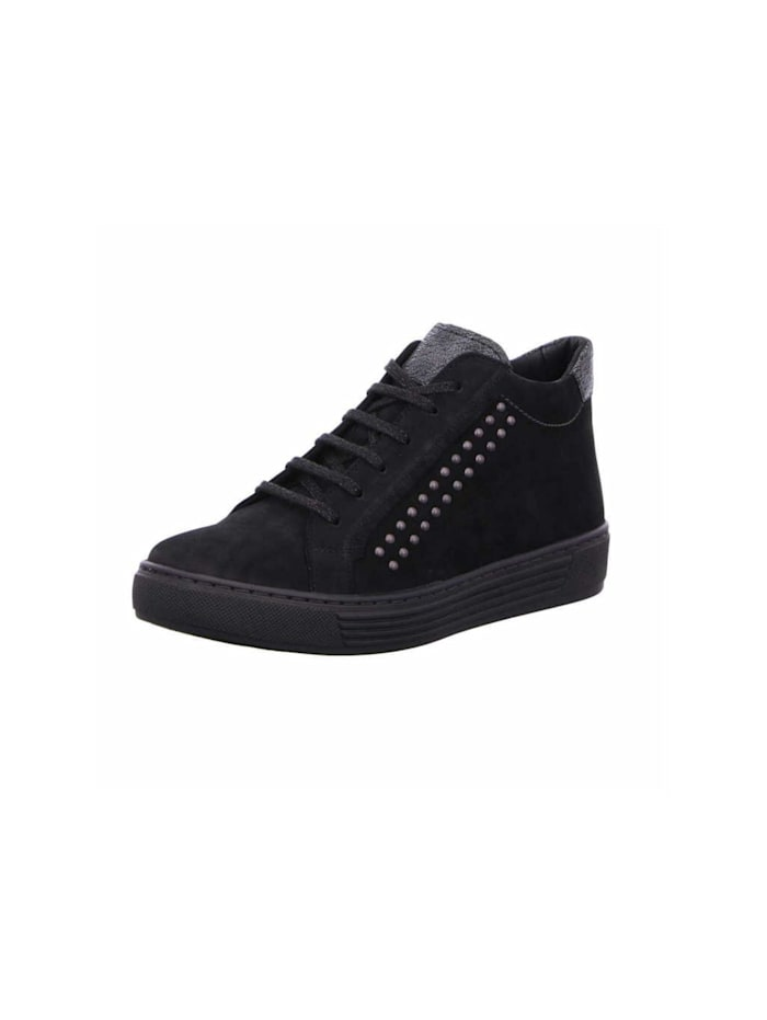 Solidus Sneaker Sneaker, schwarz