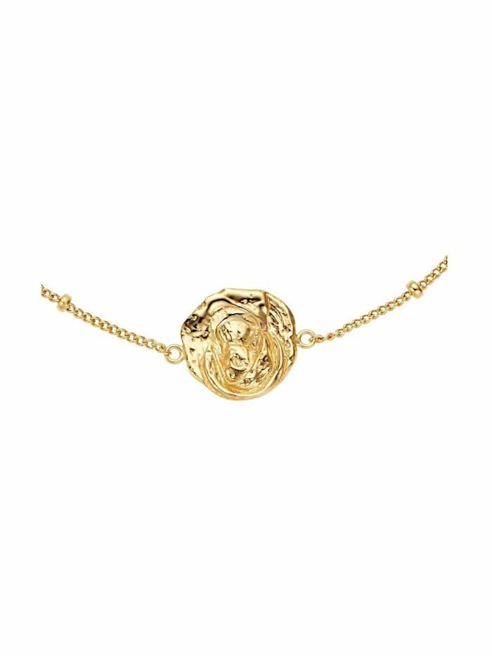 Armband für Damen, Sterling Silber 925, Heilige Maria