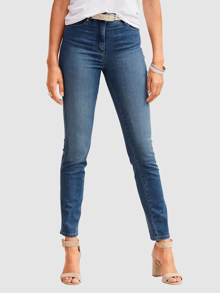 Toni Jeans, Blau