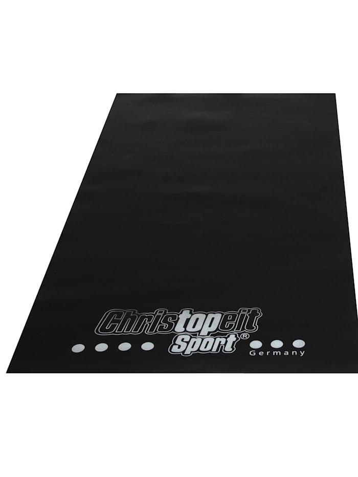 Christopeit Tapis de sol Sport, Noir