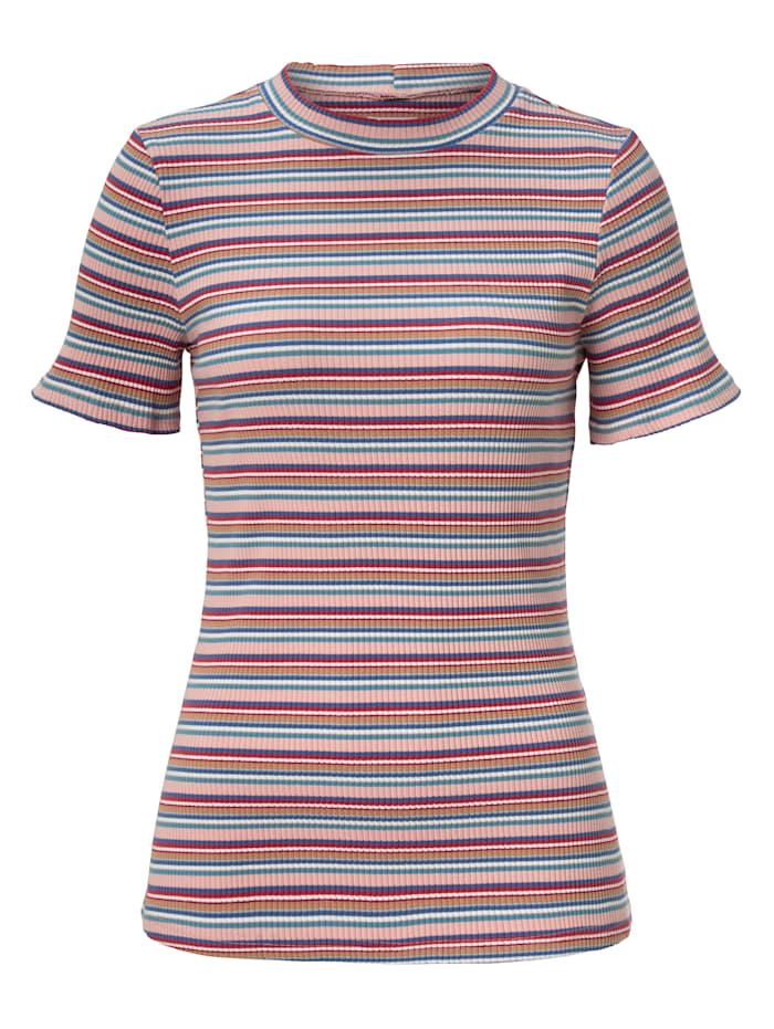 REKEN MAAR Shirt, Rosé