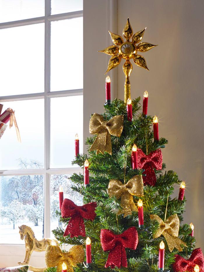 Stjärna för julgranstoppen
