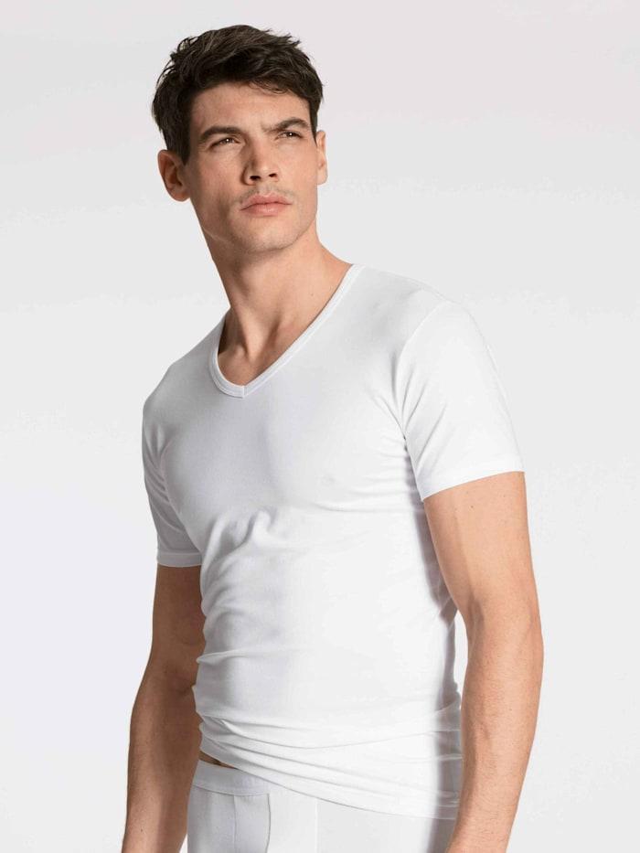V-Shirt, 2-Pack STANDARD 100 by OEKO-TEX zertifiziert