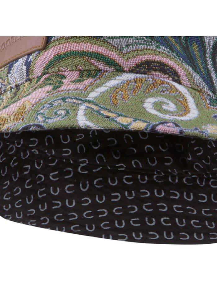 Paisley-Hut aus Canvas