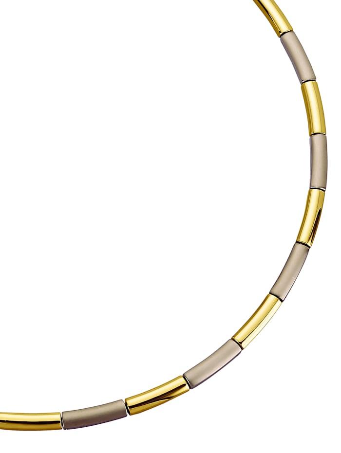 Halskette aus Titan