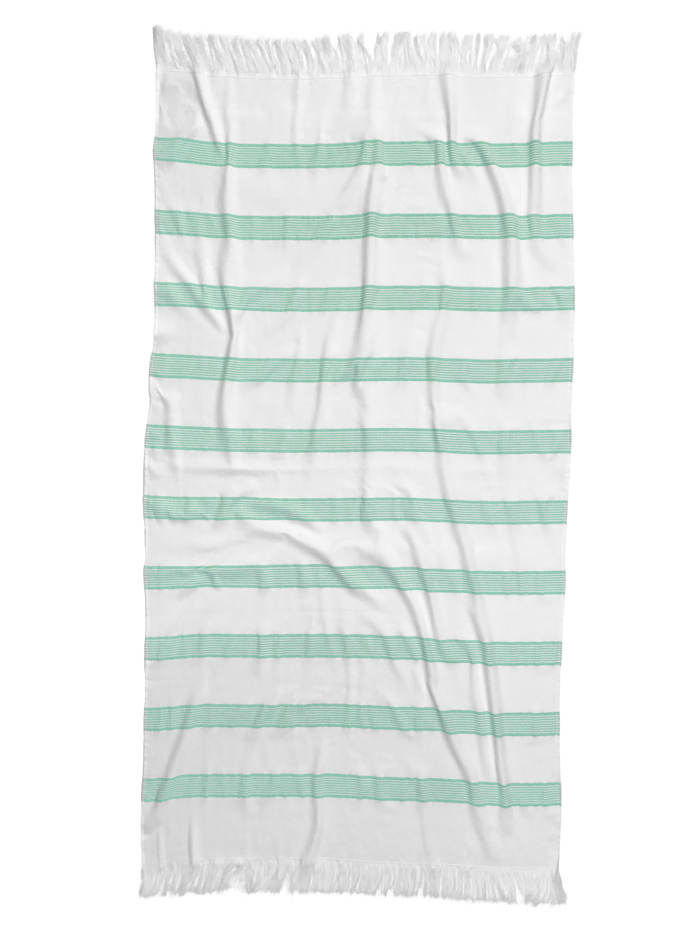 Tom Tailor Badetuch Hamam, Mint
