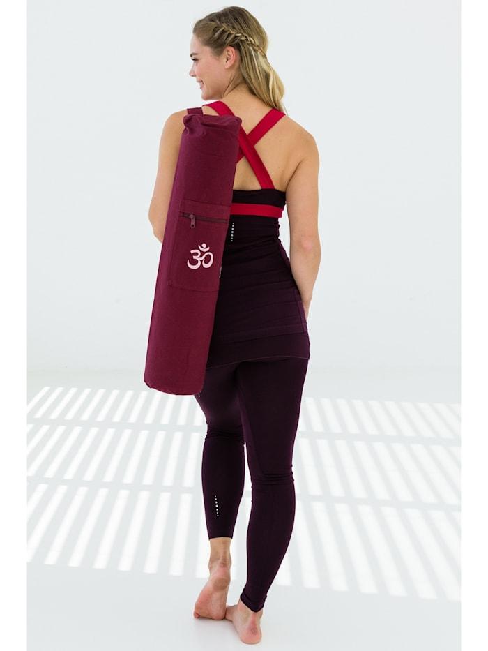 "Yoga-leggings ""smooth You"" - Aubergine"