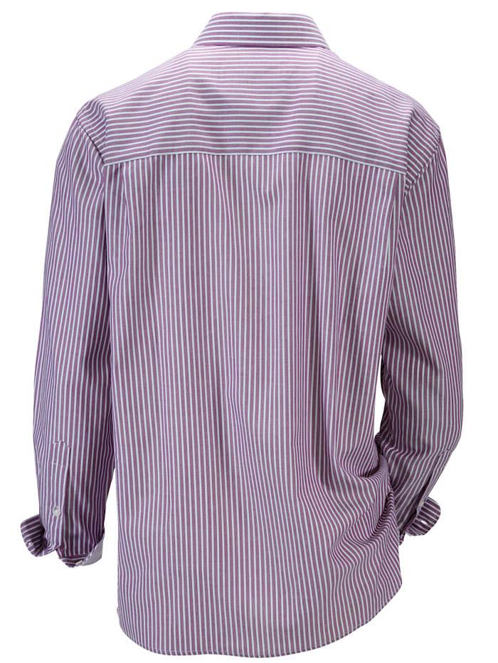 Hemd in bügelfreier Qualität