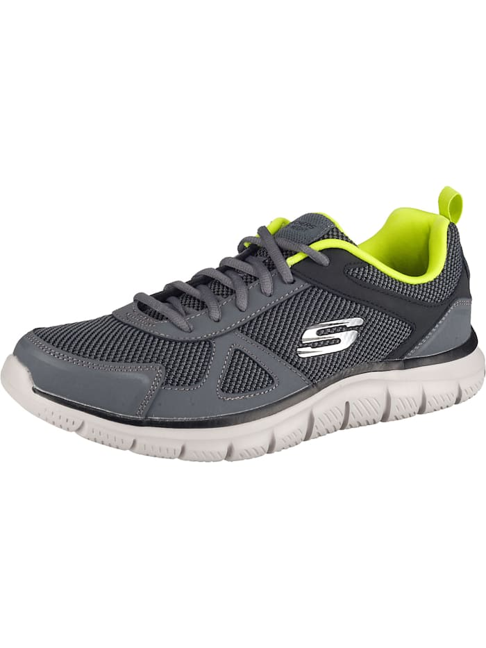 Skechers TRACK BUCOLO Sneakers Low, anthrazit