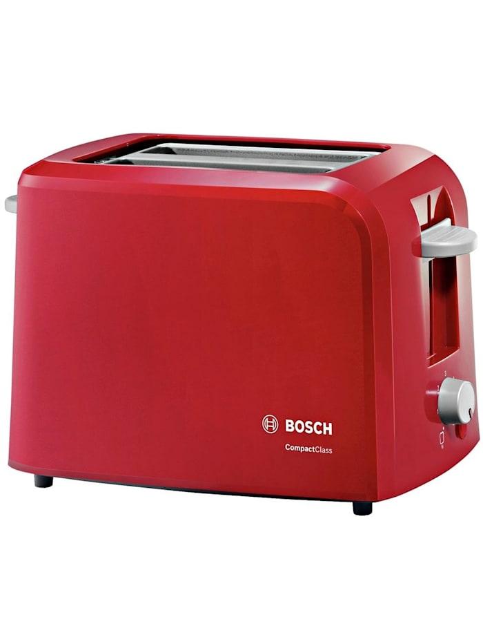 Bosch Bosch Toaster TAT3A014, rot