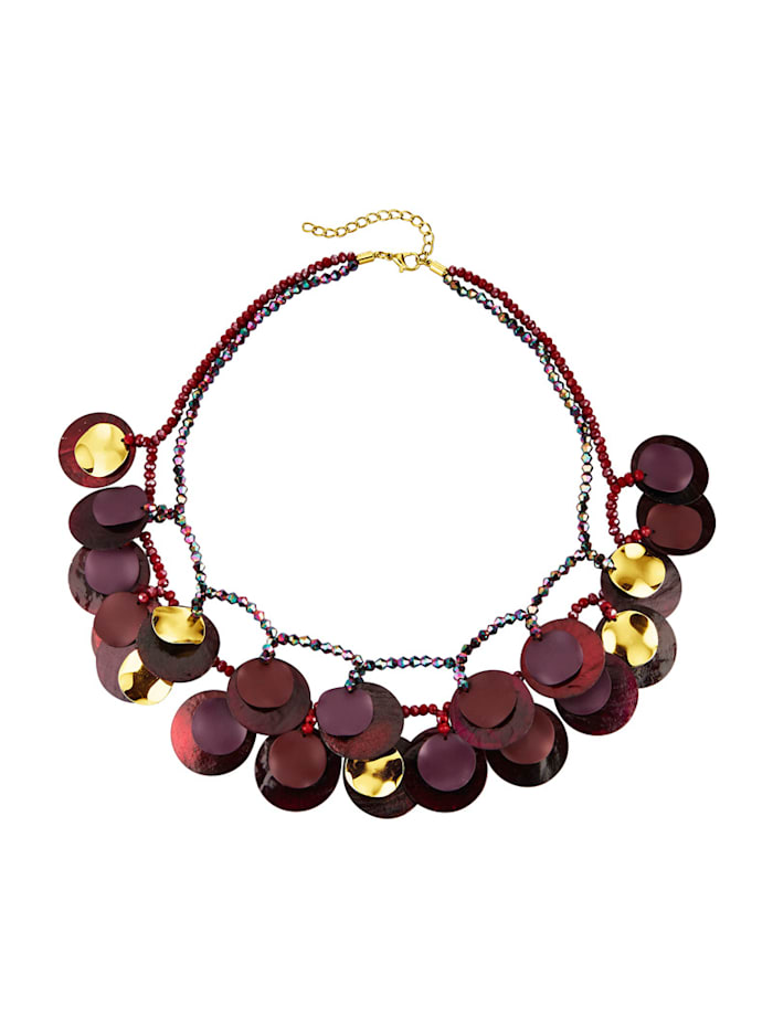 Halsband, Röd