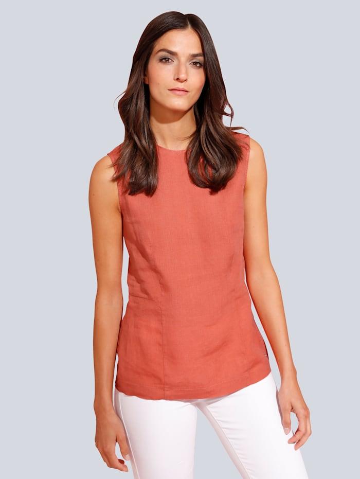 JETTE JOOP Top in modischer Farbe, Orange