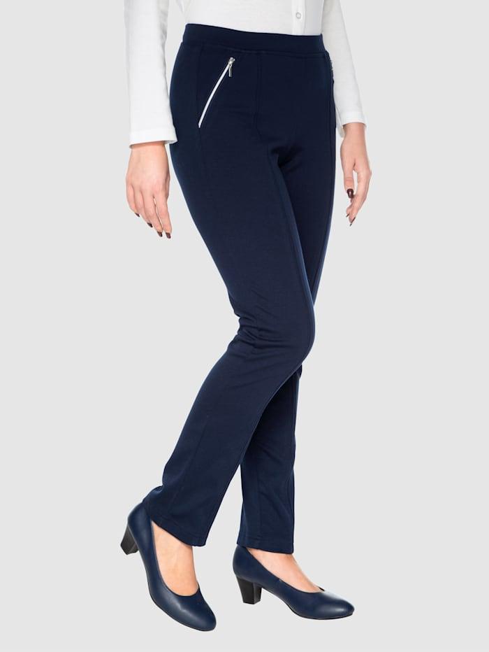 Bukse med stretchlinning