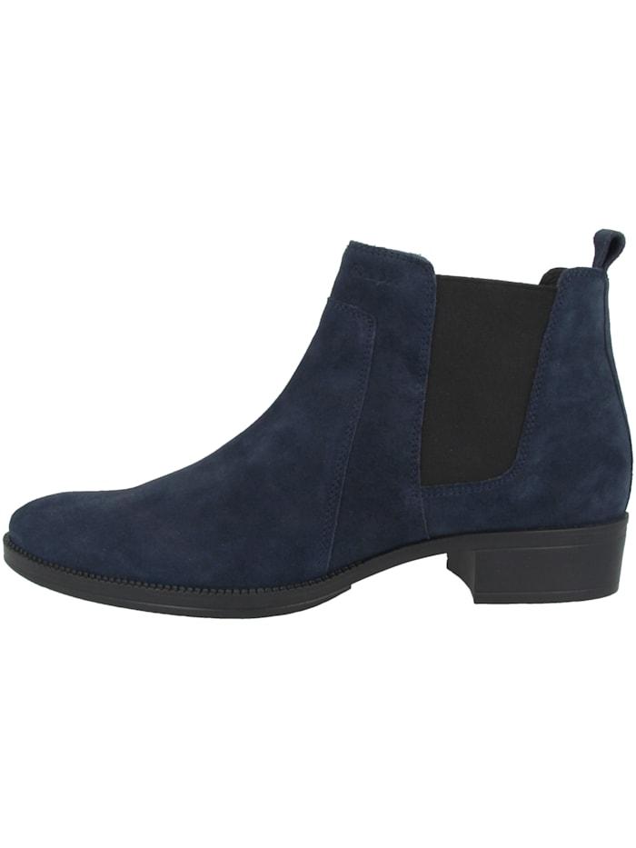 Geox Boots D Laceyin B, blau