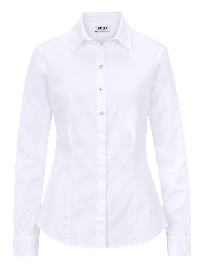 LIU JO Bluse, Off-white