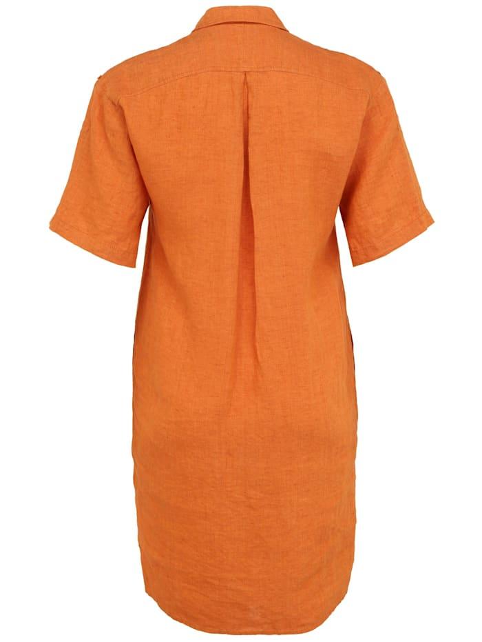 Kleid mit Knopfleiste