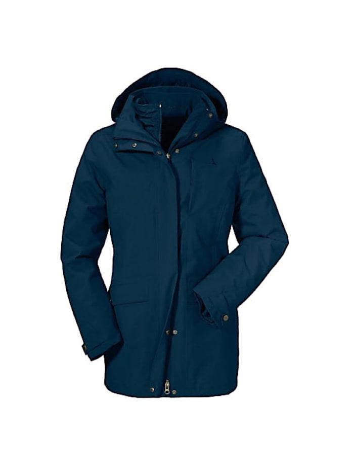 Schöffel Schöffel Jacke 3in1 Jacket Venetien2, Khaki