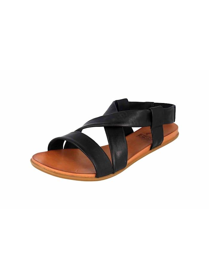 Mustang Sandalen/Sandaletten, schwarz