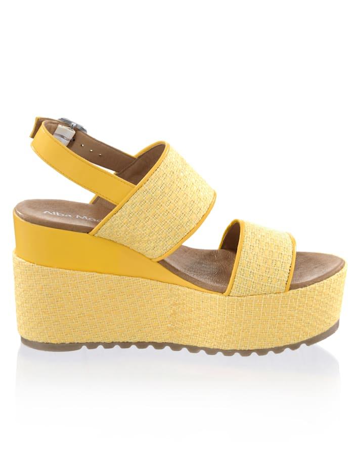 Sandaaltje met zomers design
