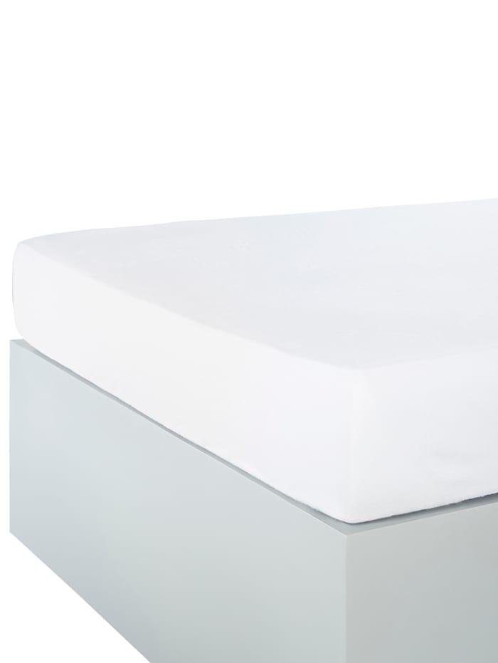Webschatz Dra-på-laken, hvit
