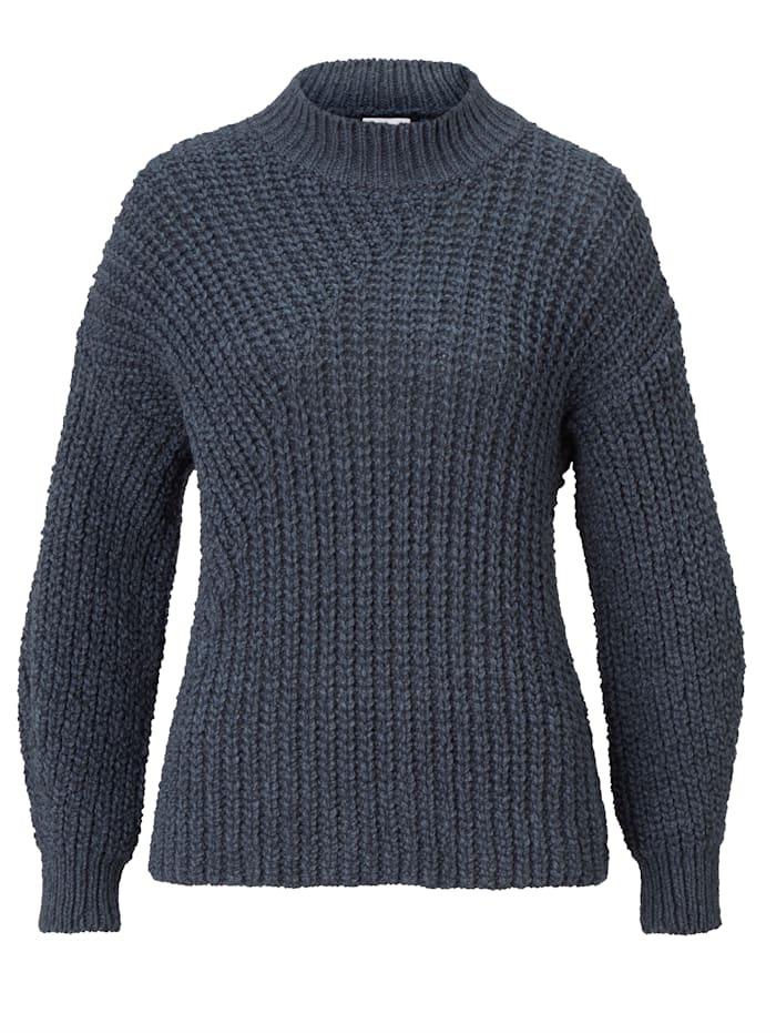 REKEN MAAR Pullover, Hellblau
