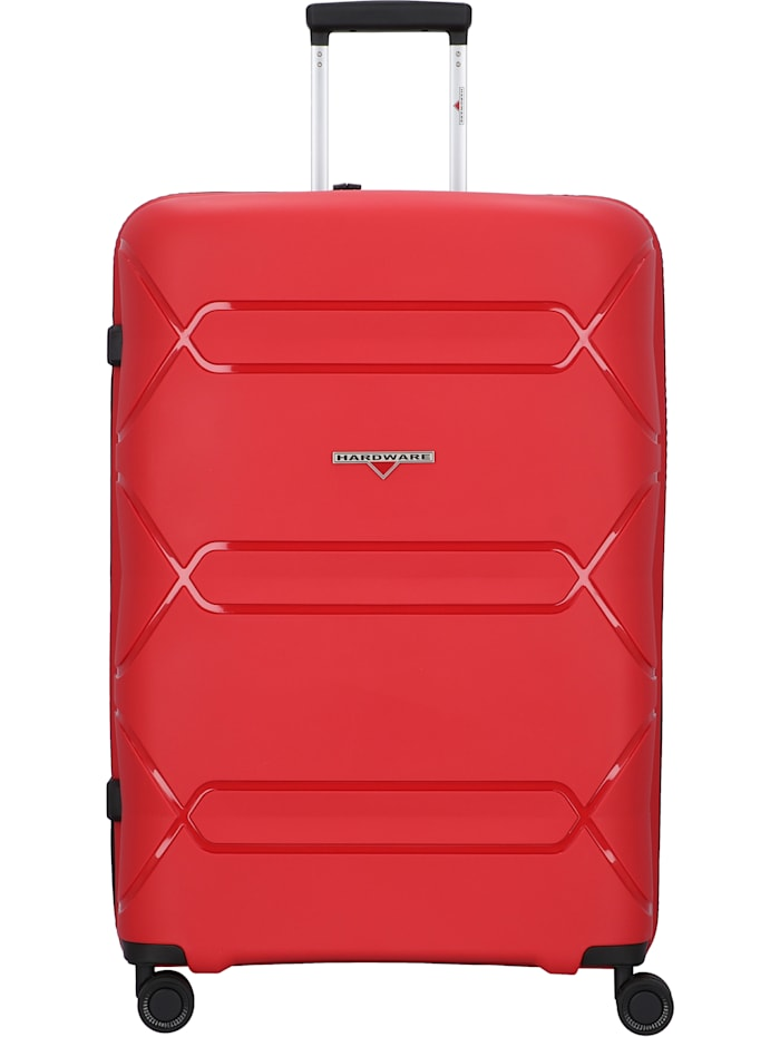 Hardware Tokyo 4-Rollen Trolley 75 cm, red