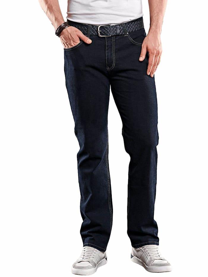 Engbers Elastische My Favorite Jeans, Saphirblau