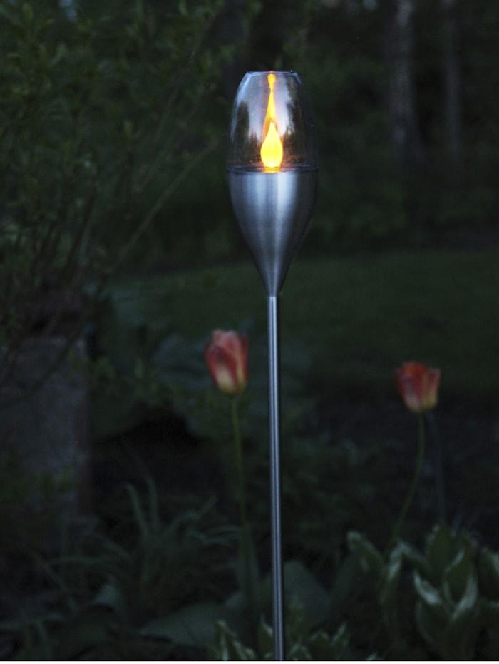 LED Solarleuchte 'Fackel'