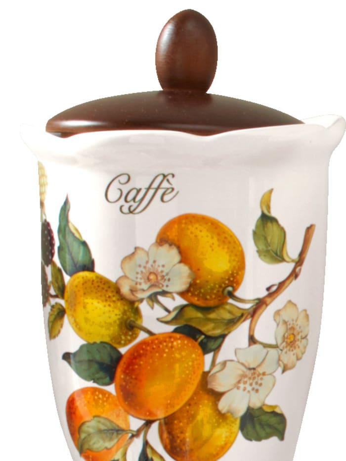 Nuova Ceramica Artisan Kaffeboks, flerfarget