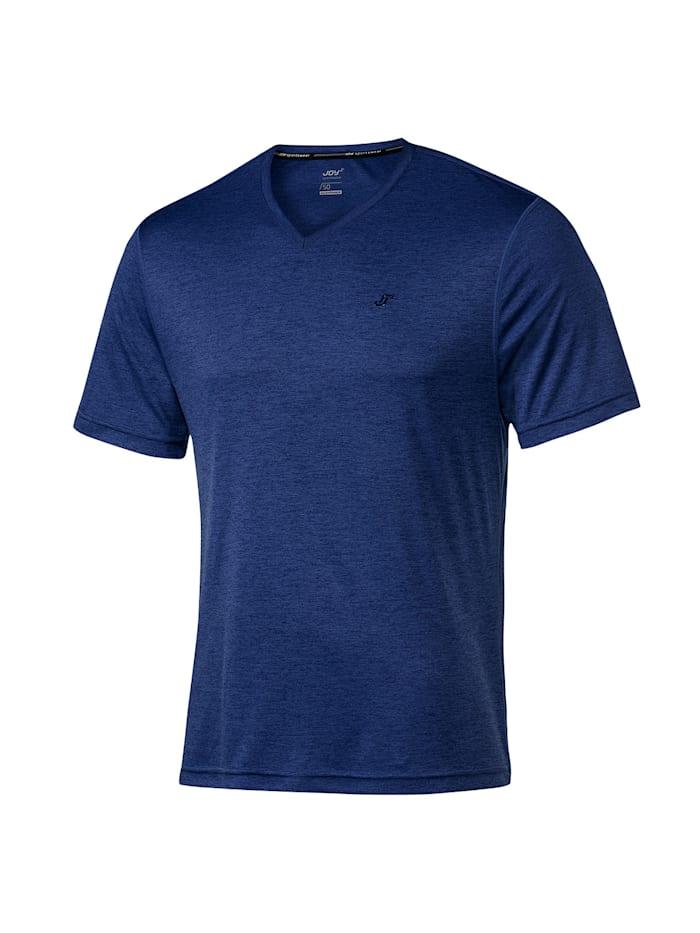 JOY sportswear T-Shirt ANDRE, moonlight melange