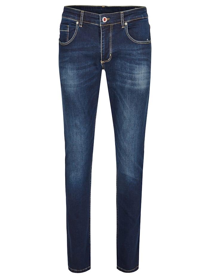 Daniel Hechter DH-XTENSION Slim-Fit Jeans, navy