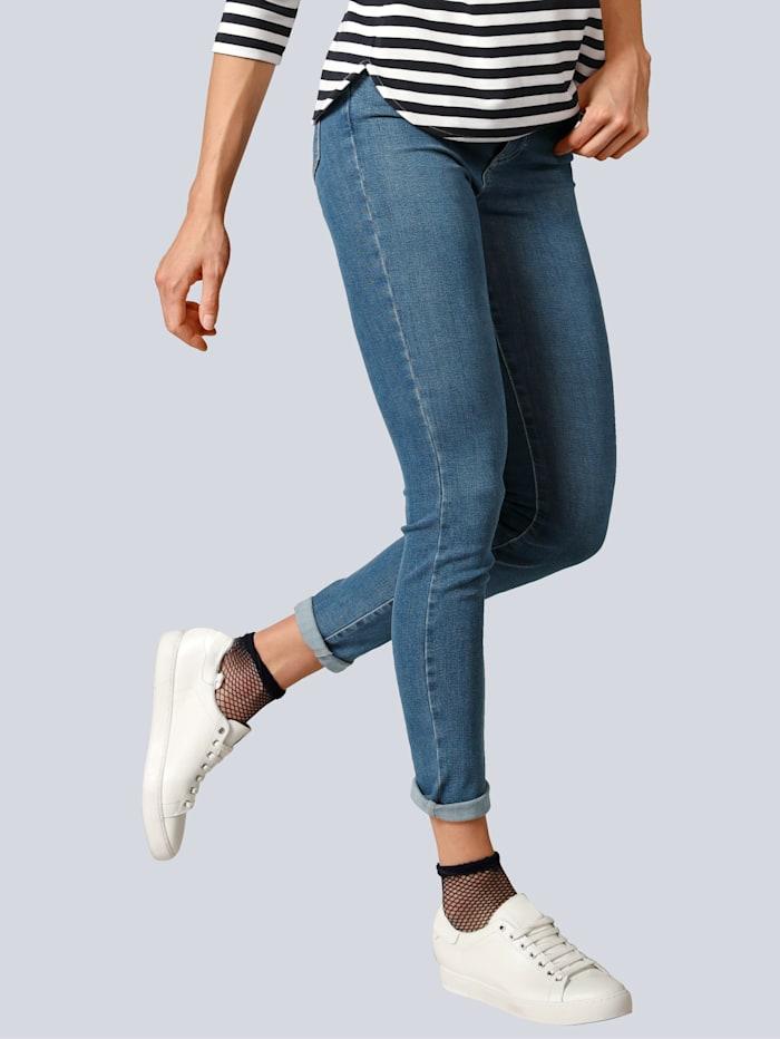 BRAX Jeans 'Shakira' in Röhrenform, Blau