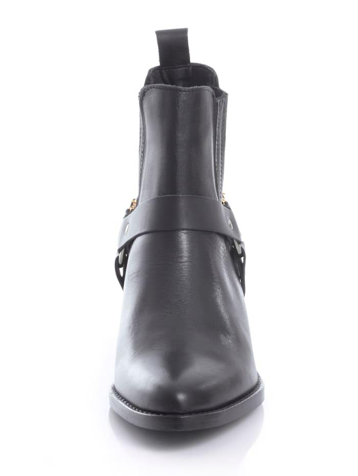 Boot im Cowboystil
