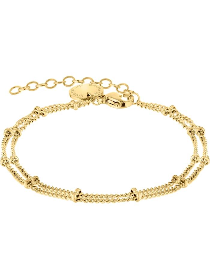 LIEBESKIND Berlin Liebeskind Damen-Armband Edelstahl, gold