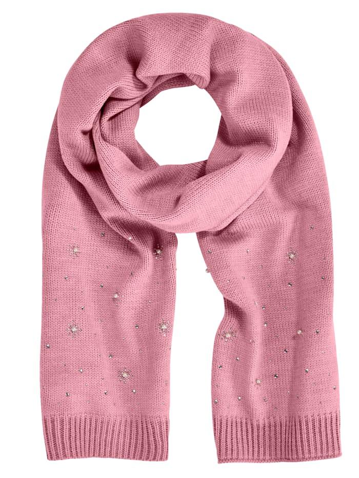 SIENNA Schal, rosa
