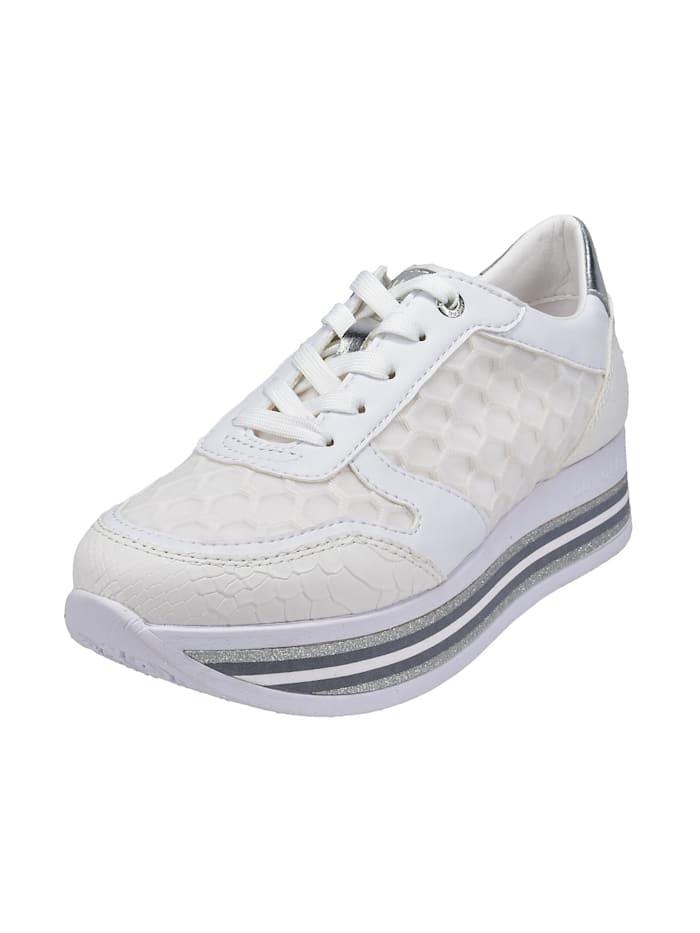 Bugatti Lian Sneakers Low, weiß