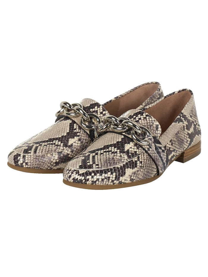 PEDRO MIRALLES Loafer, Beige