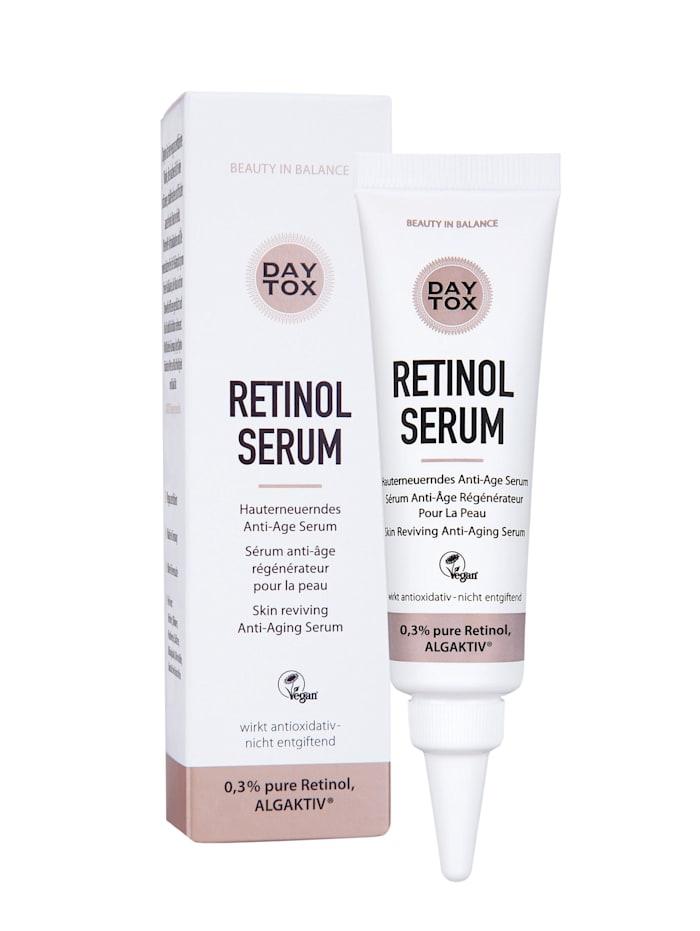 Day Tox Gesichtsserum Daytox Retinol Serum, braun/gold