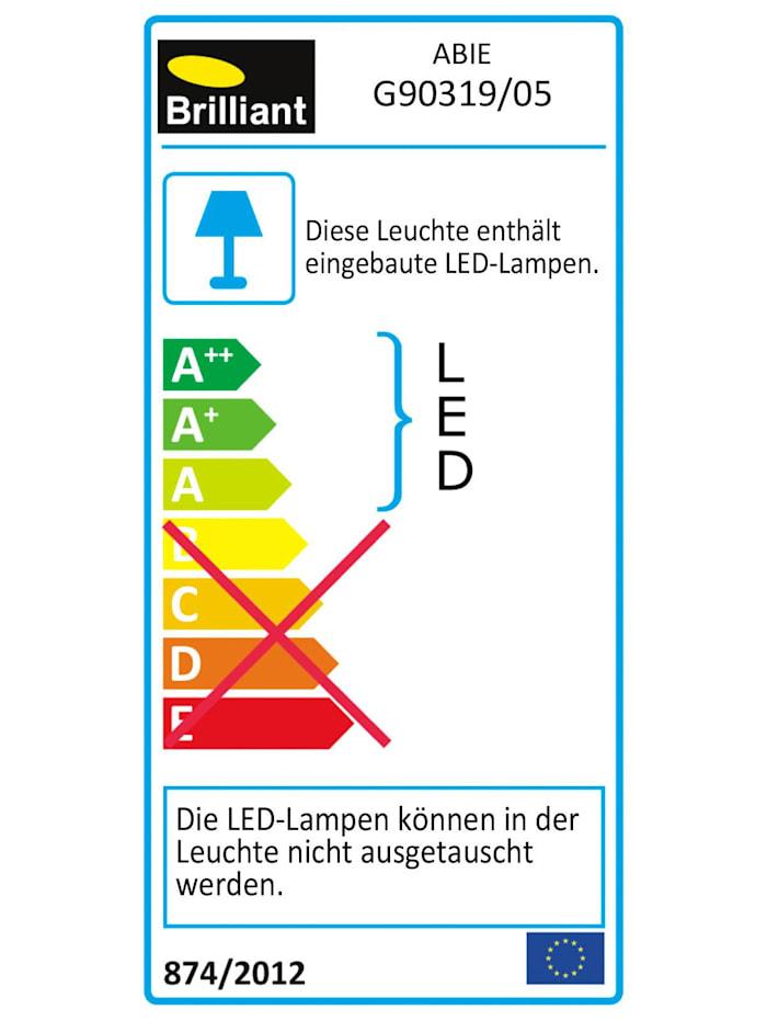 Abie LED Deckenaufbau-Paneel 60x60cm RGB weiß