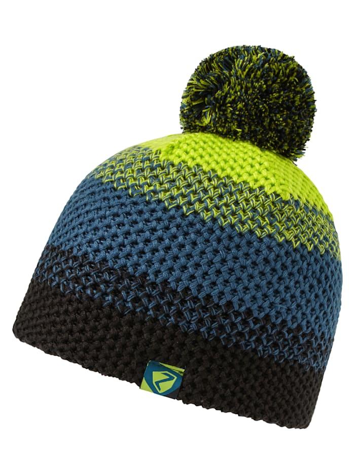 Ziener ISHI JUNIOR hat, Blue sea