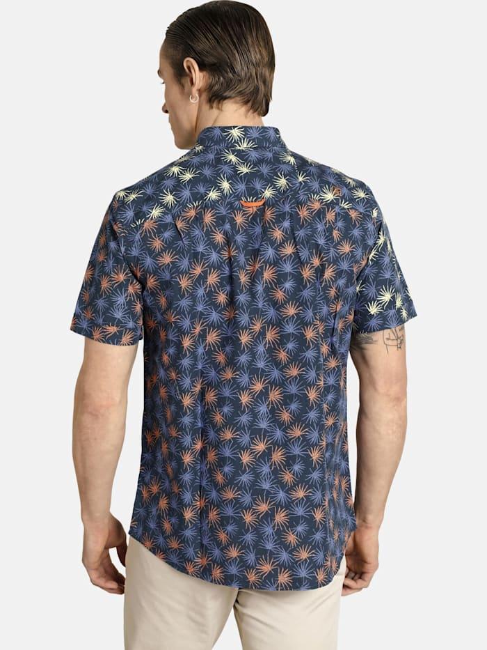 Shirtmaster Kurzarmhemd escapefromwinter