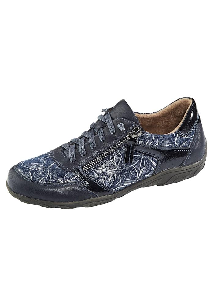 Julietta Šnurovacia obuv, Tmavomodrá