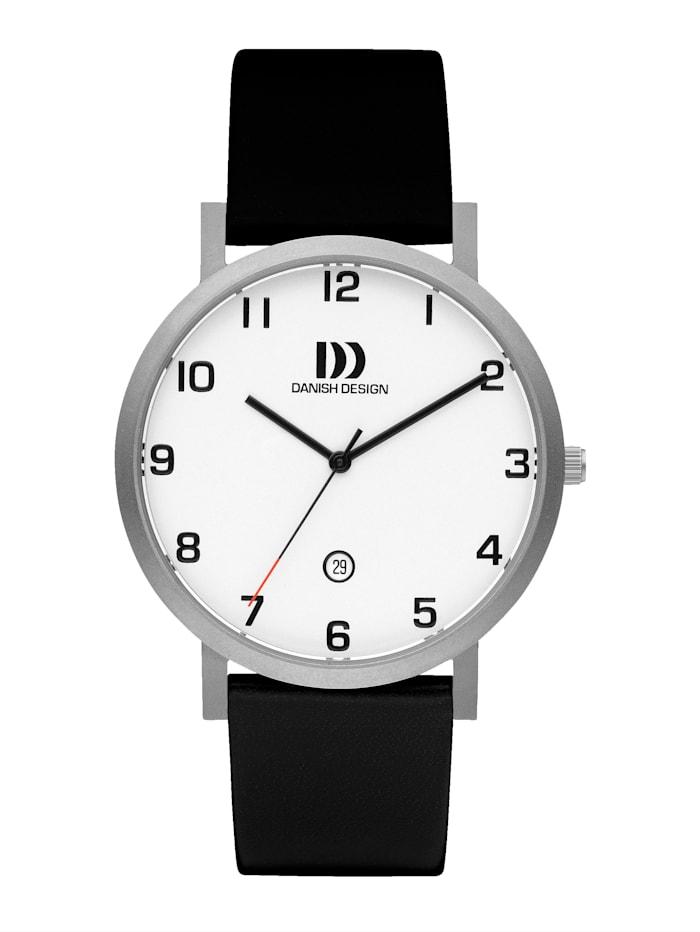 Danish Design Herrenuhr 3316328, Schwarz