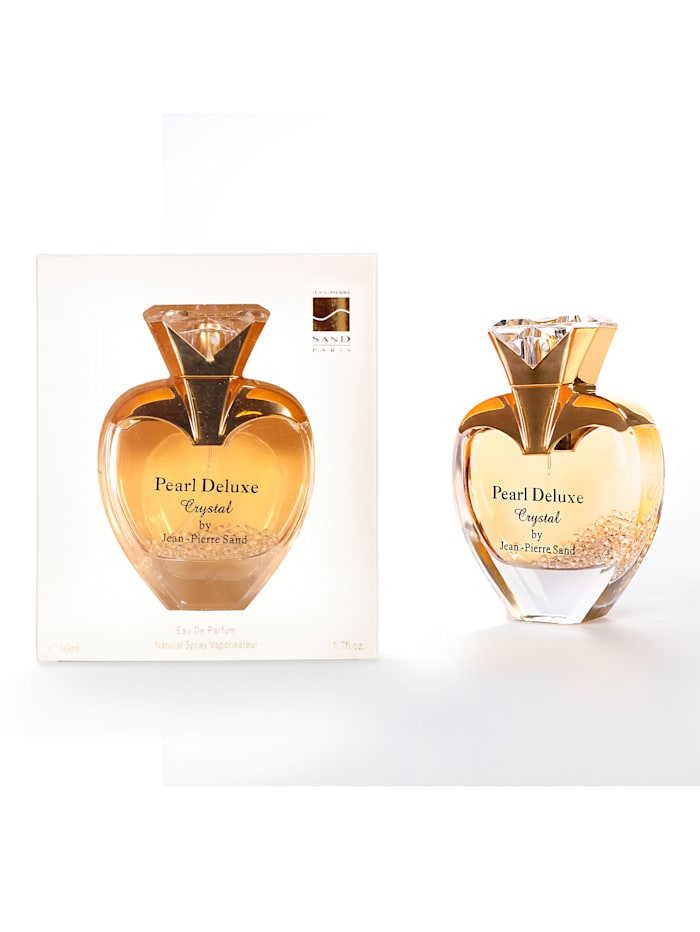 "J. P. Sand Parfüm ""Pearl Deluxe Crystal"", goldfarben"
