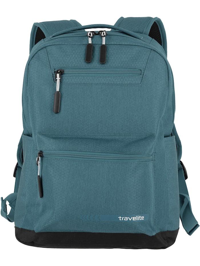 Travelite Kick Off Rucksack 40 cm Laptopfach, petrol