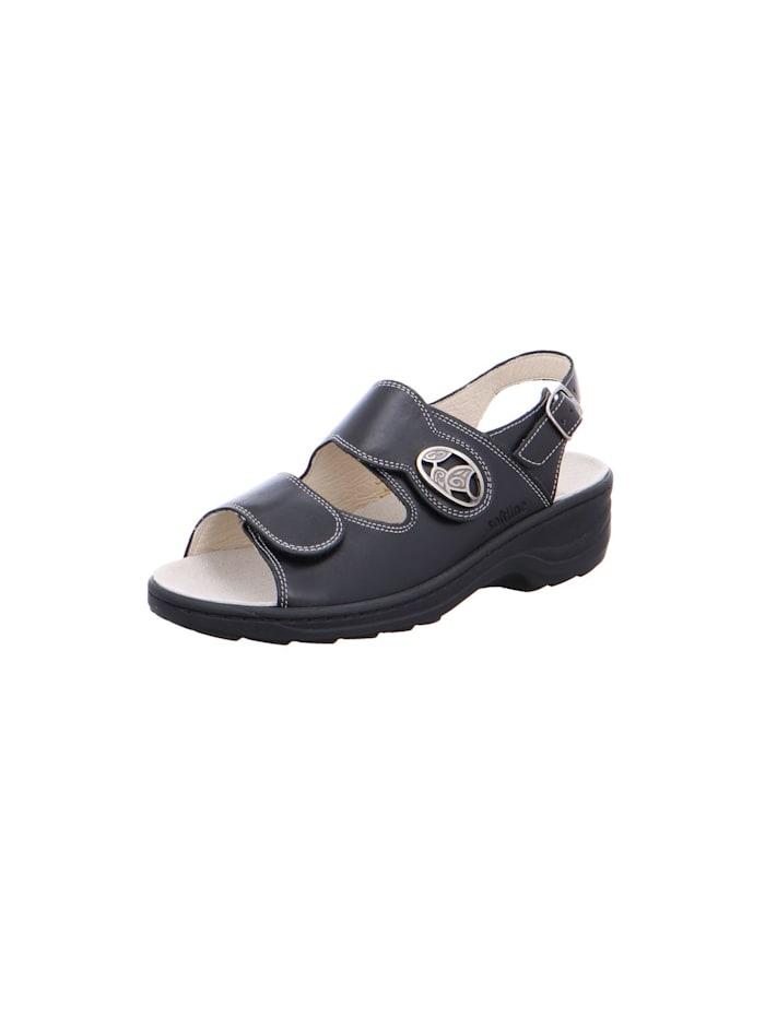 Fidelio Fidelio Sandalen/Sandaletten, schwarz