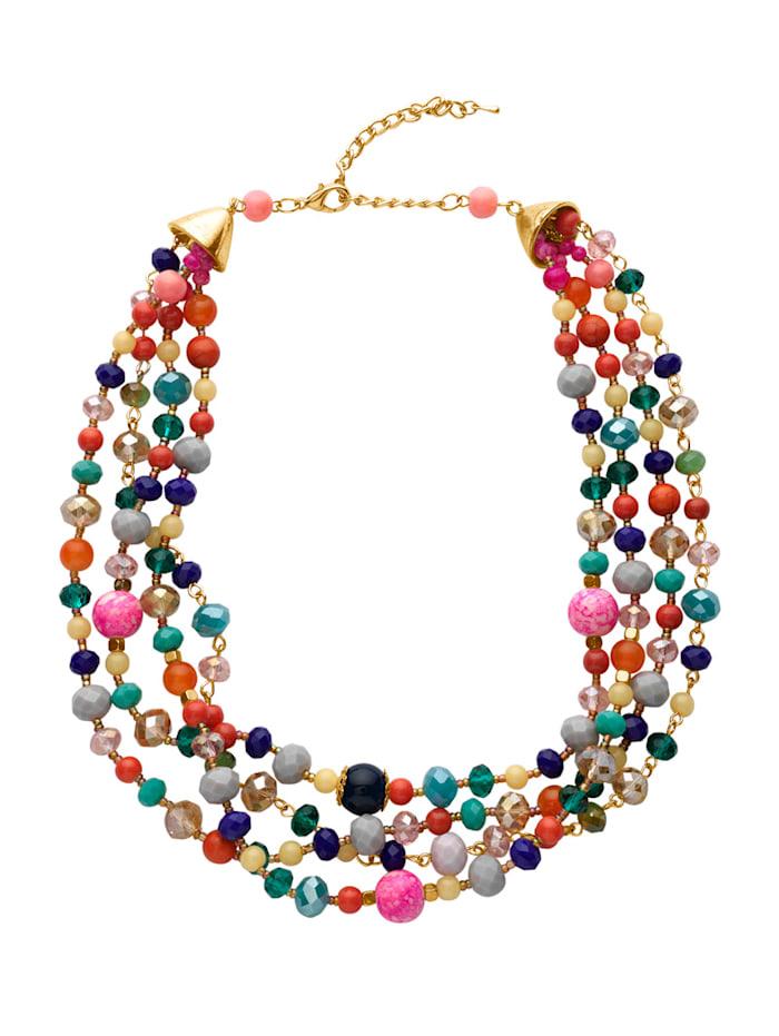 Collier, multicolor